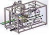 Bottles and Cans Carton Packing Machine / Automatic Case Packer /Carton Box Packer Machine