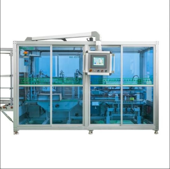 Factory Price Automatic Woundplast/Band-Aid Packing Cartoning Machine